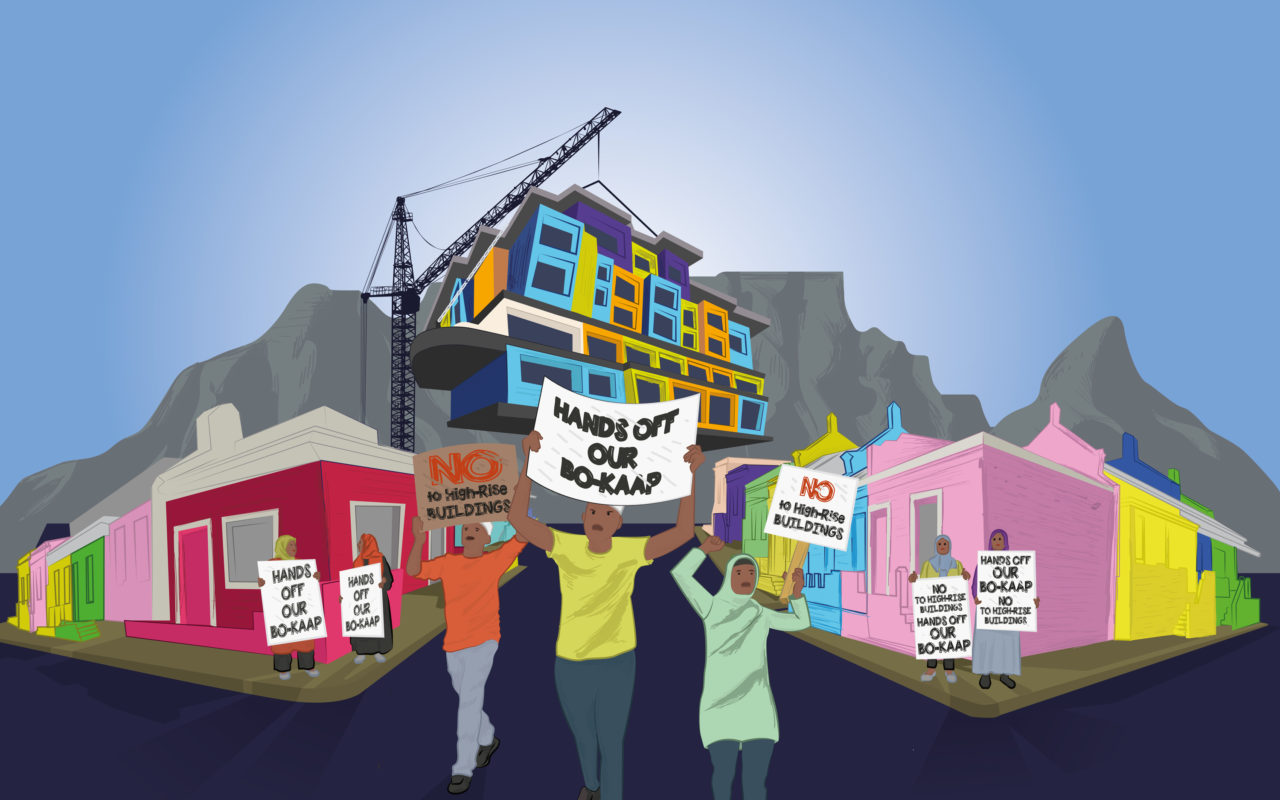 Cape Town: It's complicated